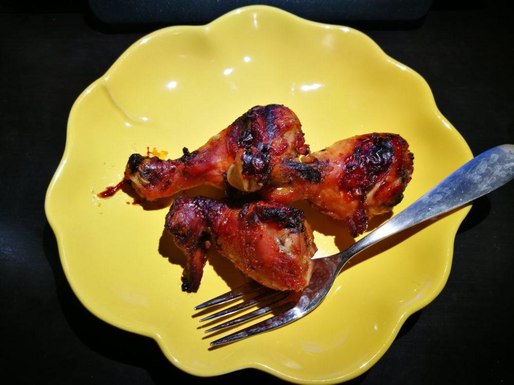 醤油麹を使った、ジャンクフード代表チキンウィング