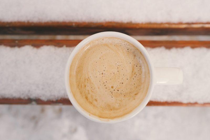 手軽に作れるパンナコッタ~コーヒー味でどうぞ~