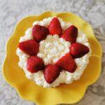 砂糖最小限で、美味しく作れるイチゴのショートケーキ